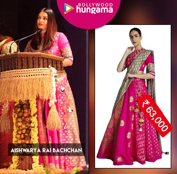 Weekly Celebrity Splurges - Aishwarya Rai Bachchan