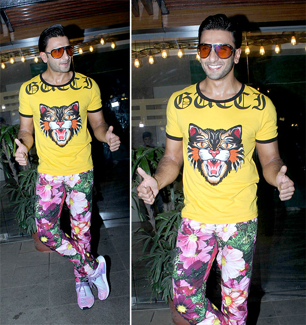 Weekly Worst Dressed Celebrities - Ranveer Singh