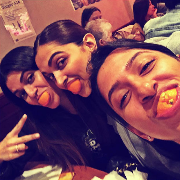 Deepika Padukone's sis Anisha TROLLING her publicly is like every younger sibling ever