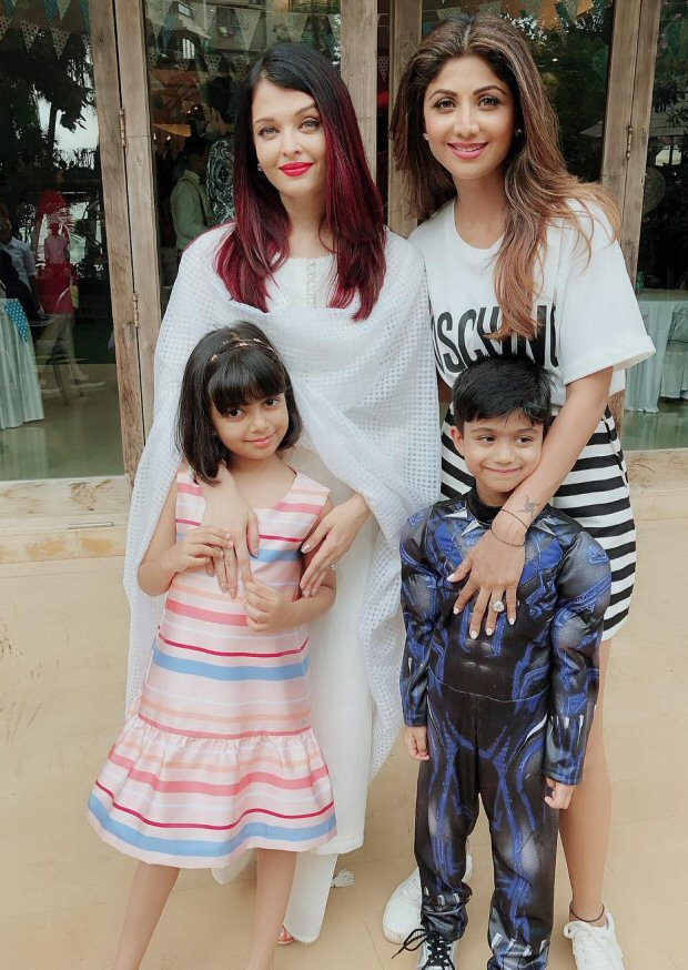 Mommy Goals! Shilpa Shetty Kundra throws a fantasy themed BIRTHDAY party for son Viaan and here are the details