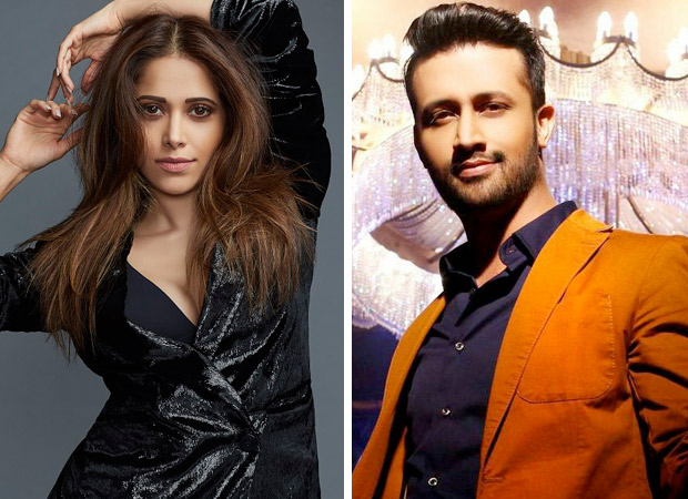 Nushrat Bharucha to collaborate with Atif Aslam on a music video