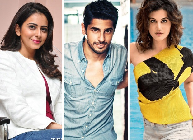 Rakul Preet challenges Sidharth Malhotra and Taapsee Pannu to Rajyavardhan Rathore's 'Hum Fit Toh India Fit' challenge