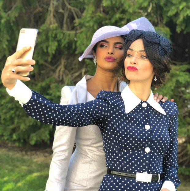 Royal Wedding: Priyanka Chopra pens a beautiful post for Prince Harry and Meghan Markle; shares moments with Suits cast