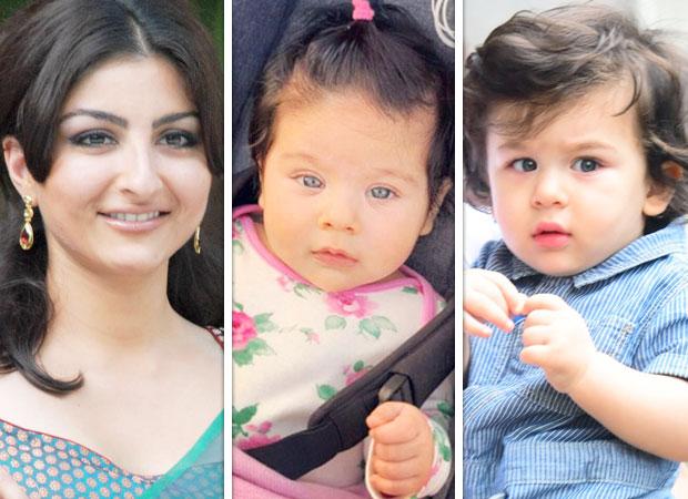 Soha Ali Khan opens up about the beautiful sibling bond Inaaya shares with Taimur