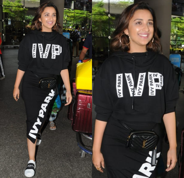 Airport Style - Parineeti Chopra