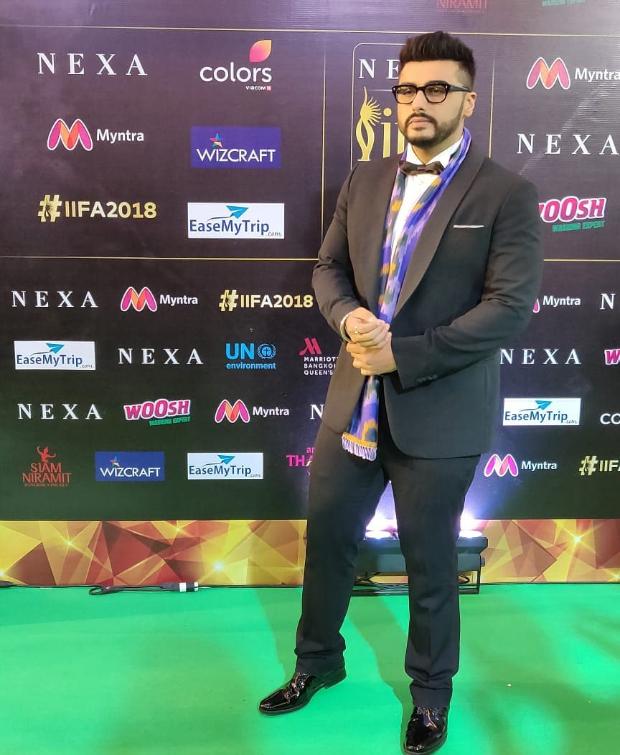 Arjun Kapoor IIFA 2018 Awards