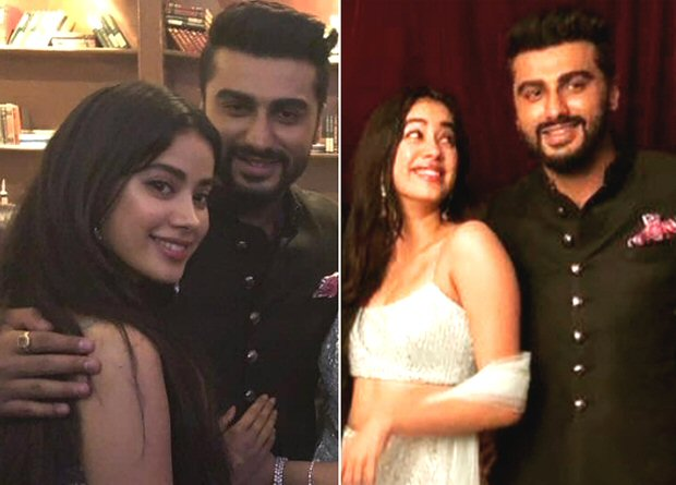 Arjun Kapoor has a feeling that his sister Janhvi Kapoor's debut film Dhadak will become a HIT