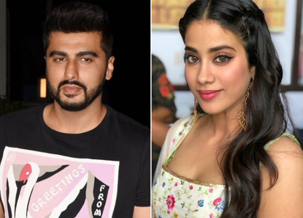 Arjun Kapoor is very happy for sister Janhvi Kapoor as she gears up for her debut with Dhadak