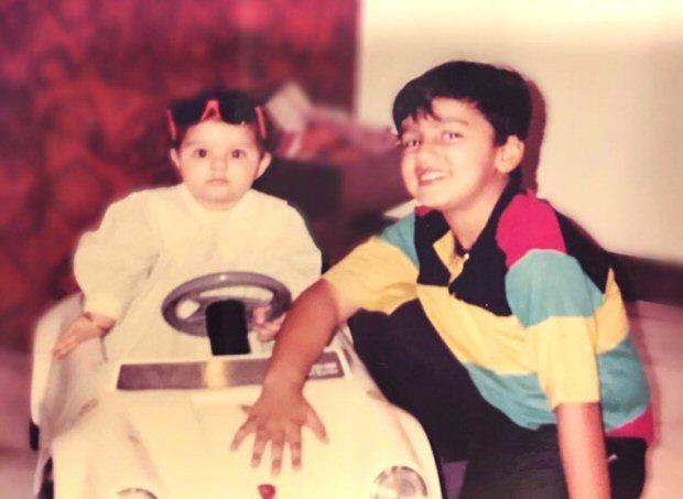 Arjun Kapoor kickstarts his birthday celebrations with Janhvi Kapoor, Anshula Kapoor, Khushi Kapoor and Boney Kapoor