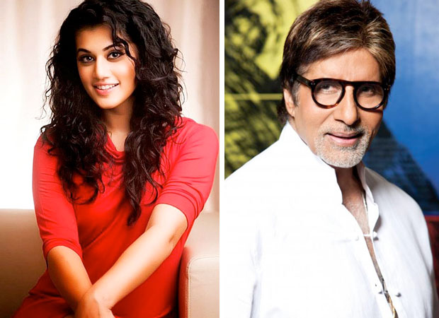 BADLA Taapsee Pannu REVEALS about her role in this Amitabh Bachchan starrer