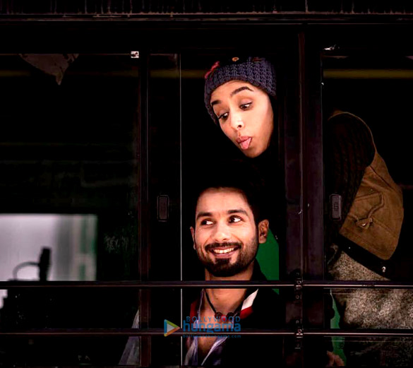 Batti Gul Meter Chalu Shraddha Kapoor and Shahid Kapoor resume shooting with a goofy picture