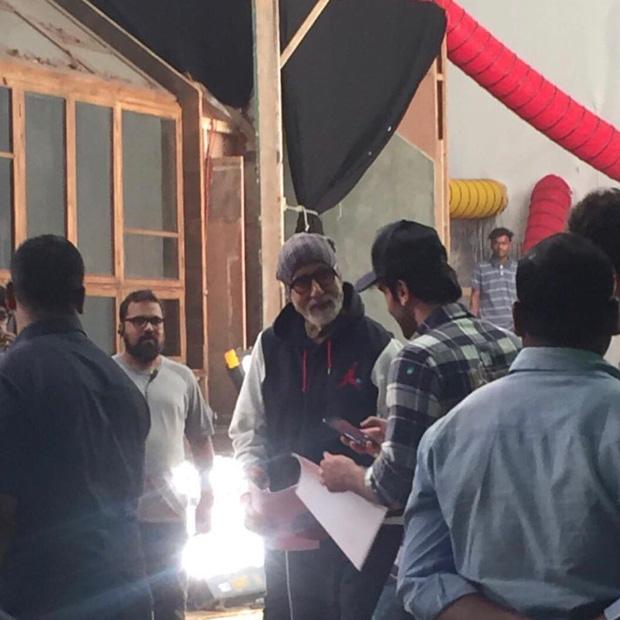 Brahmastra: Amitabh Bachchan and Ranbir Kapoor kick off the new SCHEDULE