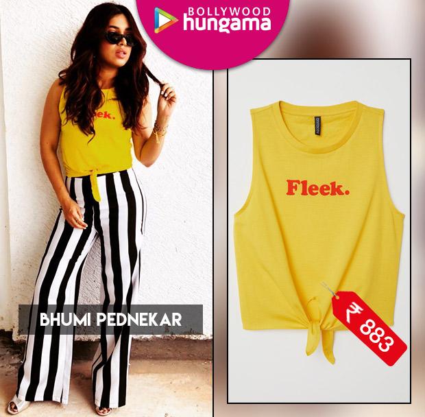 Celebrity Splurges - Bhumi Pednekar