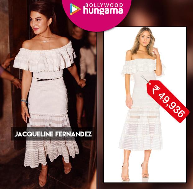Celebrity Splurges - Jacqueline Fernandez