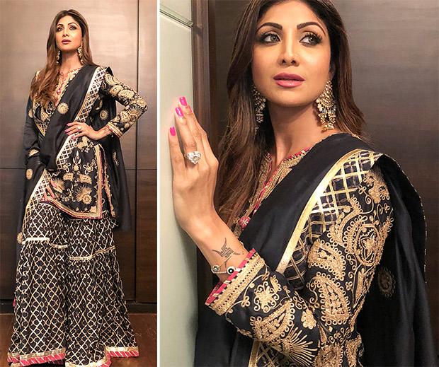 Festive Style Roundup - Shilpa Shetty
