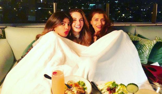 Glam girl Priyanka Chopra is having some SUMMER fun with her girl gang in the U.S. [see pics]