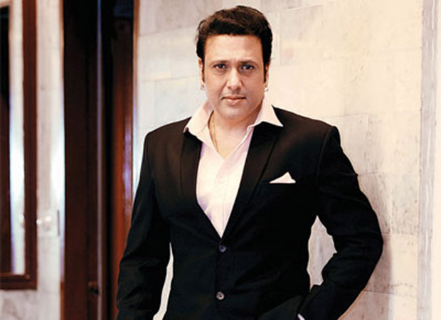 Govinda is back fighting fit, but the rain gods have other plans