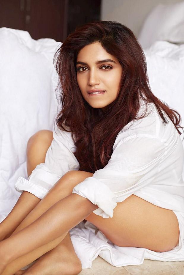 HOT! Bhumi Pednekar looks sizzling in her latest photoshoot