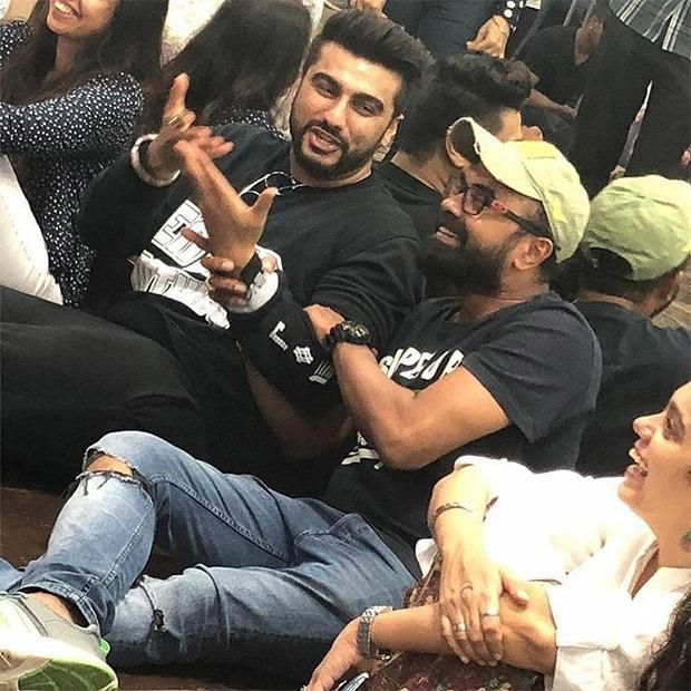 IIFA 2018 Arjun Kapoor begins dance rehearsals for his upcoming performance in Bangkok