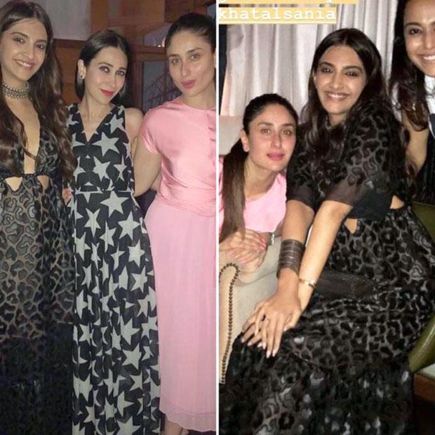 INSIDE PICS: Kareena Kapoor Khan enjoys DOWNTIME with her Veere Di Wedding crew Sonam Kapoor, Swara Bhasker