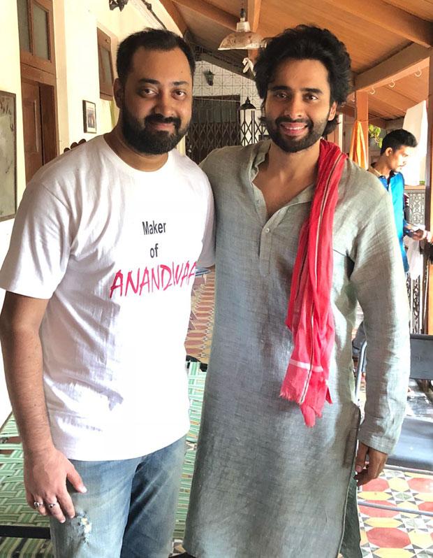 Jackky Bhagnani kicks off his next film Anandwaa in Mumbai