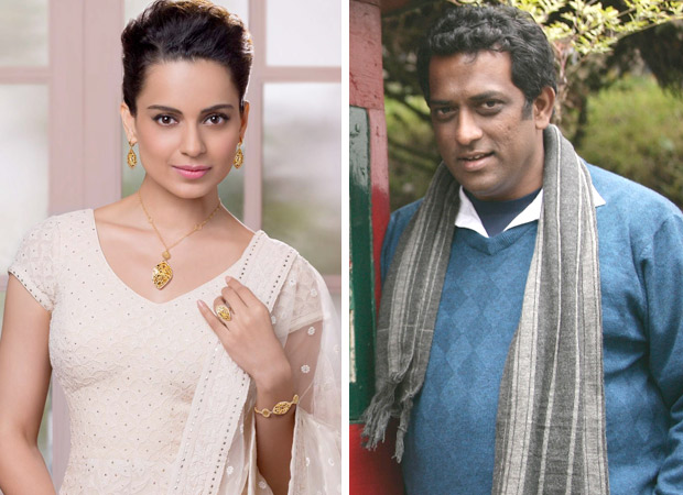 REVEALED: Kangana Ranaut REUNITES with mentor Anurag Basu for a love story