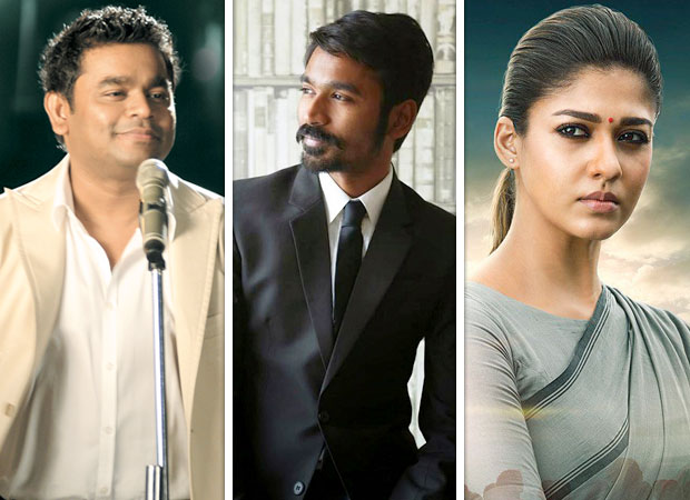 A R Rahman, Dhanush, Nayanthara and others WIN big at Vijay Awards 2018