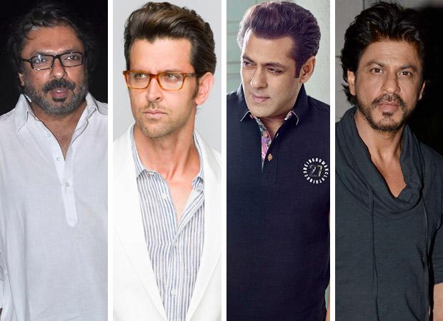 No film for Sanjay Leela Bhansali with Hrithik Roshan, Salman Khan or Shah Rukh Khan