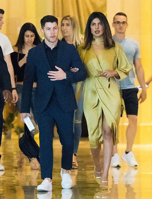Did Priyanka Chopra just CONFIRM her relationship with Nick Jonas by being his official date at his cousin's wedding?