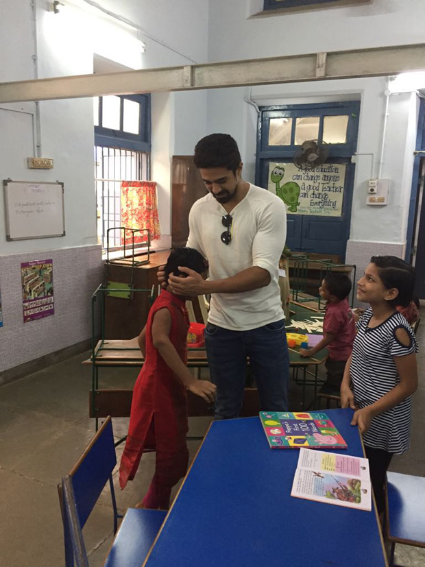 Race 3 actors Daisy Shah and Saqib Saleem visit NGOs post the success of the film