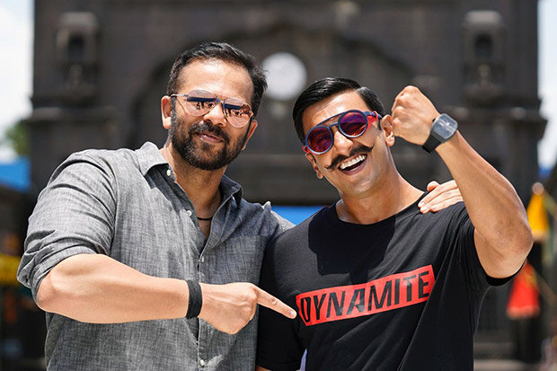 Ranveer Singh receives first birthday gift from Rohit Shetty