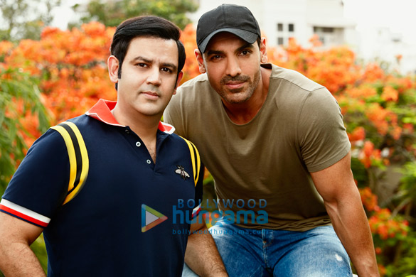 After Parmanu - The Story of Pokhran, Ajay Kapoor and John Abraham come together for Romeo Akbar Walter