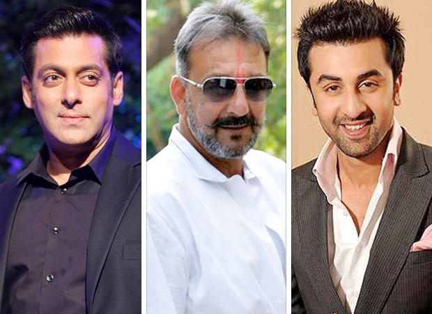 SANJU Salman Khan feels Sanjay Dutt should have played last portions in his biopic starring Ranbir Kapoor