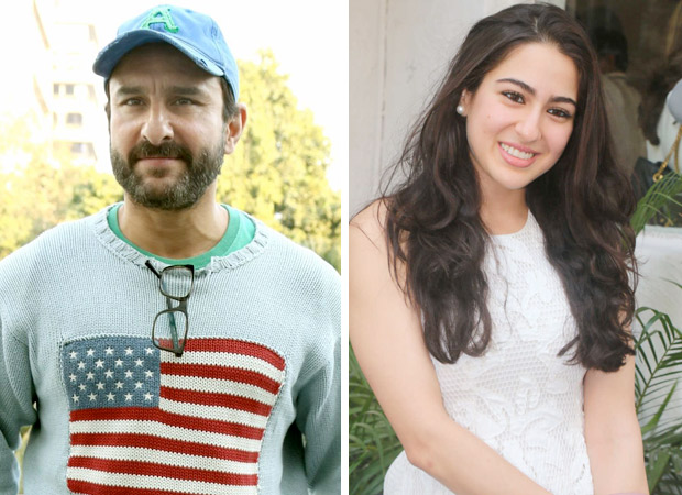 Saif Ali Khan relieved that Sara Ali Khan is in Karan Johar's 'good hands', takes a dig at Abhishek Kapoor