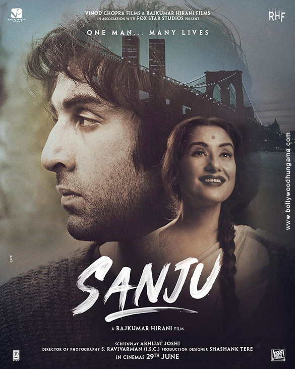 Check out the new poster featuring Manisha Koirala as Nargis Dutt in Ranbir Kapoor starrer Sanju