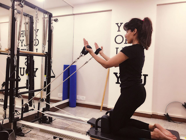 Soorma producer Chitrangda Singh resorts to pilates and kickboxing to keep herself fit