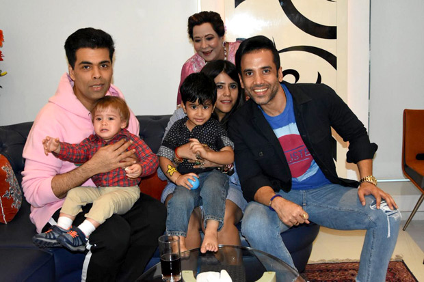 UNSEEN inside pictures: Tusshar Kapoor's baby Laksshya's birthday was a star studded affair (see pics)