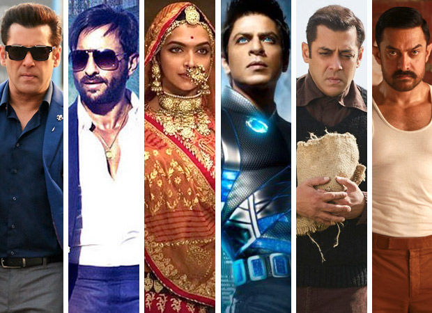 30 Interesting quirks about the Rs. 100-crore films