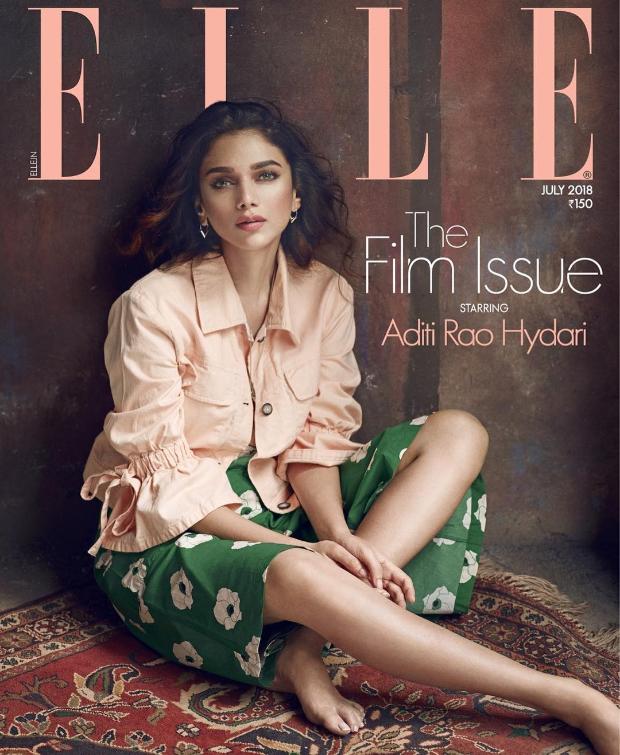 Aditi Rao Hydari for Elle India