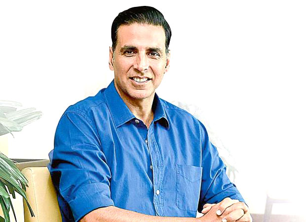 Akshay Kumar expresses happiness over GST being removed from sanitary pads!
