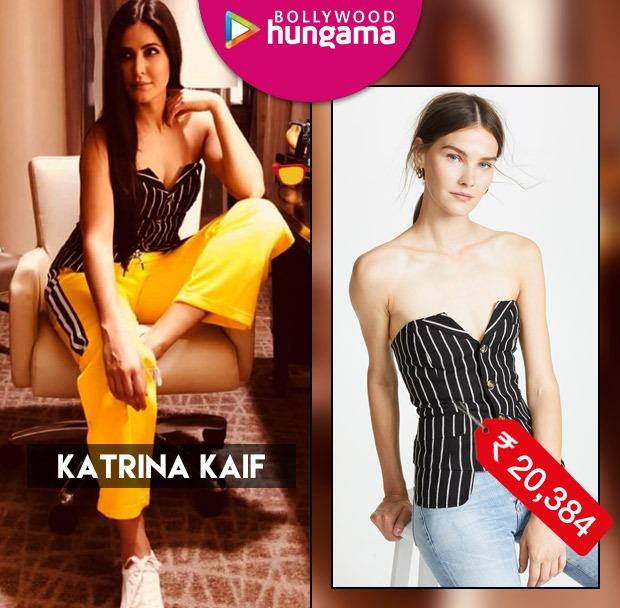 Celebrity Splurges - Katrina Kaif