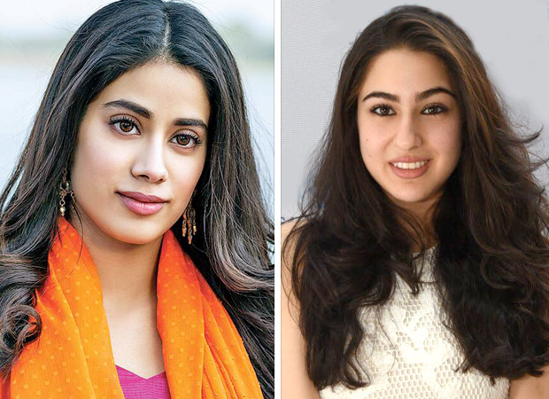 Does Janhvi Kapoor think of Sara Ali Khan as competition Her answer will surprise you