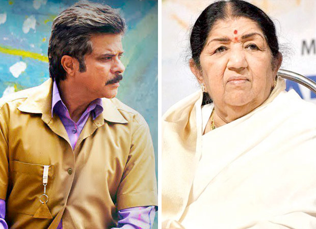 Fanney Khan Anil Kapoor is on cloud nine after Lata Mangeshkar appreciated him for the song 'Achhe Din'