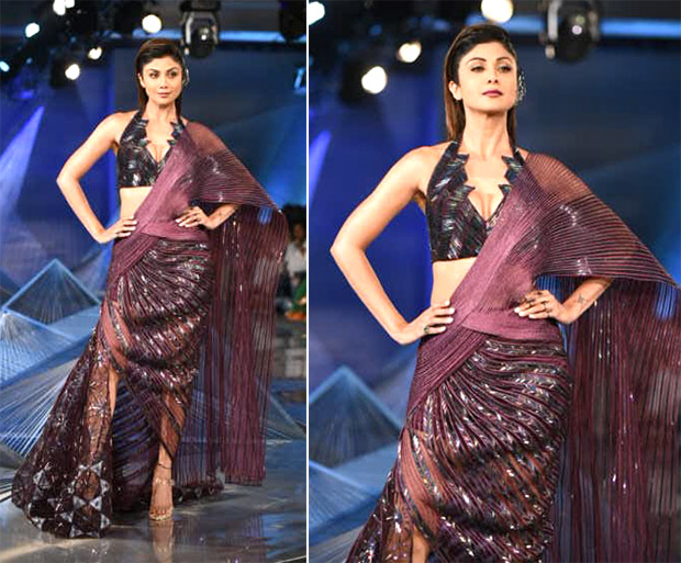 ICW 2018 Shilpa Shetty for Amit Aggarwal