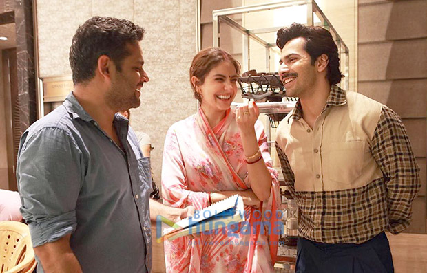 It's a wrap for Anushka Sharma and Varun Dhawan on Sui Dhaaga - Made In India