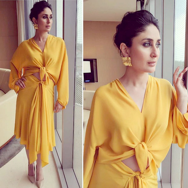 Kareena Kapoor Khan for an event in Delhi in Tome NYC dress (3)
