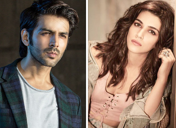 Kartik Aaryan and Kriti Sanon begin prep for Dinesh Vijan's Luka Chuppi