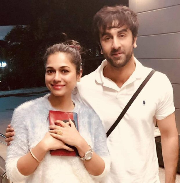 LEAKED! Ranbir Kapoor and Alia Bhatt twin on the sets of Bramhastra in Bulgaria (see pictures)