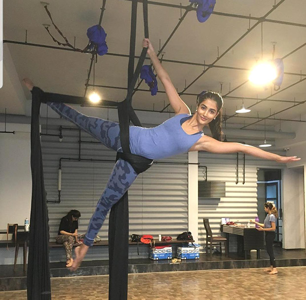 Pooja Hegde sets new fitness goals for Housefull 4!