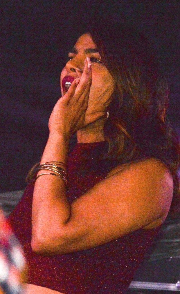 Priyanka Chopra gives a sweet shoutout to rumoured beau Nick Jonas during his Villamix performance in Brazil
